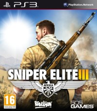 Sniper Elite III - Playstation 3