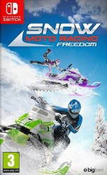 Snow Moto Racing Freedom - Switch