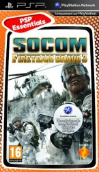 SOCOM Fireteam Bravo 3 Essentials  - Playstation Portable