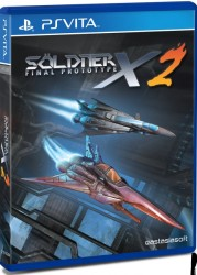 Söldner-X 2: Final Prototype - Playstation Vita