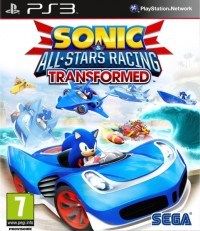 Sonic & All Stars Racing Transformed - Playstation 3