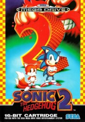 Sonic The Hedgehog 2 en boîte - Megadrive