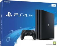 Console Playstation 4 Pro (1 To) - En Boite - Playstation 4