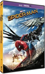 Spider-Man : Home Coming  - DVD