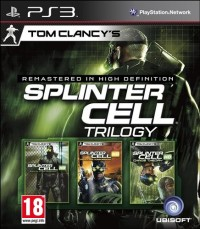 Splinter Cell - Trilogy - Playstation 3