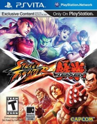 Street Fighter X Tekken (import USA) - Playstation Vita