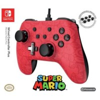 Manette Filaire Super Mario en boite - Switch
