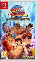 Street Fighter - 30th Anniversary Collection - Switch