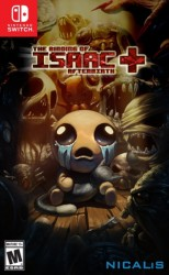 The Binding of Isaac : Afterbirth + (import USA) - Switch