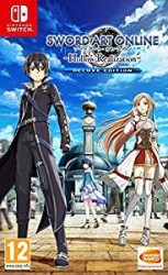 Sword Art Online: Hollow Realization - Deluxe Edition  - Switch