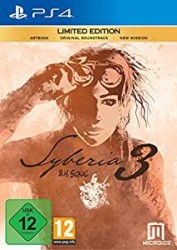 Syberia 3 - Limited Edition - Playstation 4