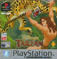 Tarzan Platinum - Playstation One