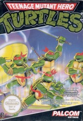 Teenage Mutant Hero Turtles - NES