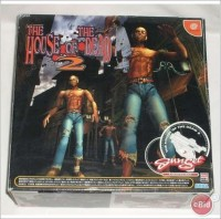The House of the Dead 2 Gun Set (import japonais) - Dreamcast