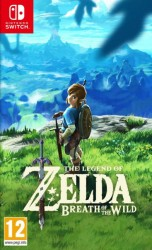 The Legend of Zelda : Breath of the Wild - Switch
