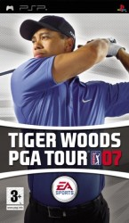 Tiger woods PGA Tour 07 - Playstation Portable