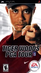 Tiger Woods PGA Tour (import USA) - Playstation Portable