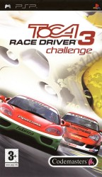 Toca race driver 3 challenge - Playstation Portable