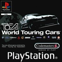 TOCA World Touring Cars - Playstation One