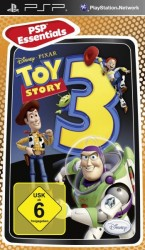 Toy Story 3 - Essentials - Playstation Portable