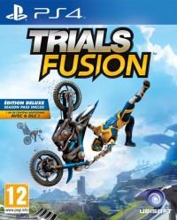 Trials Fusion Edition Deluxe Ps4 Jeux Occasion Pas Cher Gamecash