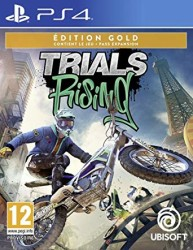 Trials Rising - Édition Gold  - Playstation 4