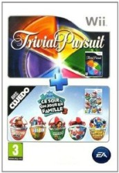 Trivial Pursuit Family Game Night 3 Cluedo Inclus