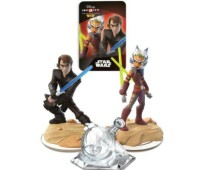 Figurines Disney Infinity 3.0 Star Wars - Pack Twilight of the Republic - Playstation 3