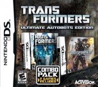 Transformers - Ultimate Autobots Edition (Import Anglais) - DS