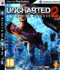 Uncharted 2 : Among Thieves - Playstation 3