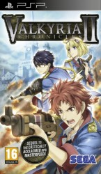 Valkyria Chronicles 2 - Playstation Portable