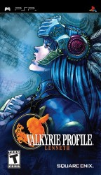 Valkyrie Profile Lenneth (import USA) - Playstation Portable