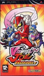 Viewtiful joe red hot rumble - Playstation Portable