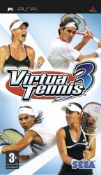 Virtua tennis 3 - Playstation Portable