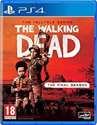 The Walking Dead - The Final Season  - Playstation 4