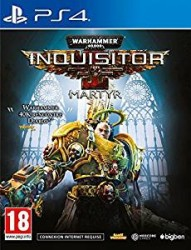 Warhammer 40,000 : Inquisitor Martyr sous blister - Playstation 4