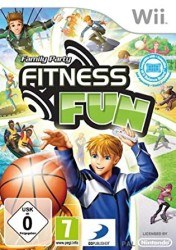 Family Party Fitness Fun (import anglais) - Wii