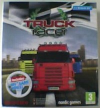 Truck Racer (import anglais) et Volant - Wii