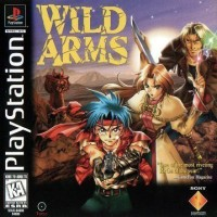 Wild Arms - Import USA - Playstation One
