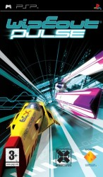Wipeout Pulse - Playstation Portable