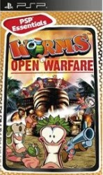 Worms Open Warfare Essentials - Playstation Portable