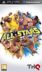 Wwe All Stars - Playstation Portable