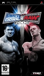 WWE Smackdown Vs Raw 2006 - Playstation Portable