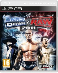 Wwe Smackdown Vs Raw 2011 - Playstation 3
