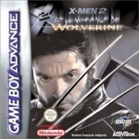 x men 2 la vengeance de wolverine ga jeux occasion pas cher gamecash. Black Bedroom Furniture Sets. Home Design Ideas