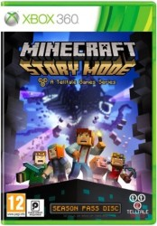 Minecraft: Story Mode - A Telltale Games Series - Xbox 360