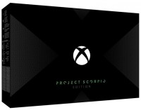 Console Xbox One X (1 To) - Project Scorpio (En Boîte) - Xbox One