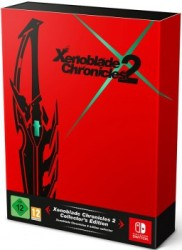 Xenoblade Chronicles 2 - Édition Collector sous blister - Switch
