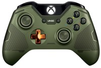 Manette Xbox One Sans Fil Halo 5 Master Chief Edition - Xbox One