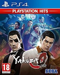 Yakuza 0 Zero - Playstation Hits - Playstation 4